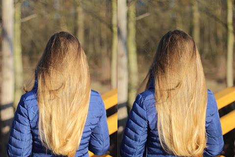 Moje włosy - grudzień 2015 | 30 miesięcy bez farbowania - czytaj dalej »