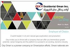 وظيفة شاغرة في شركة oxy (ليوم 29 يناير 2020)