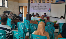 Rapat pengurusan Bumdes Sukabangun,  Muhammad Zaini: Selama Ini  Bumdes Jalan di Tempat