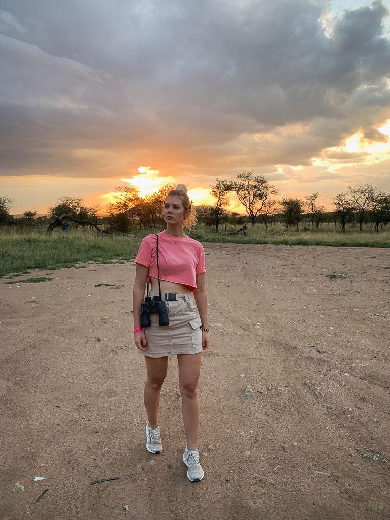 budget safari Serengeti National Park Review