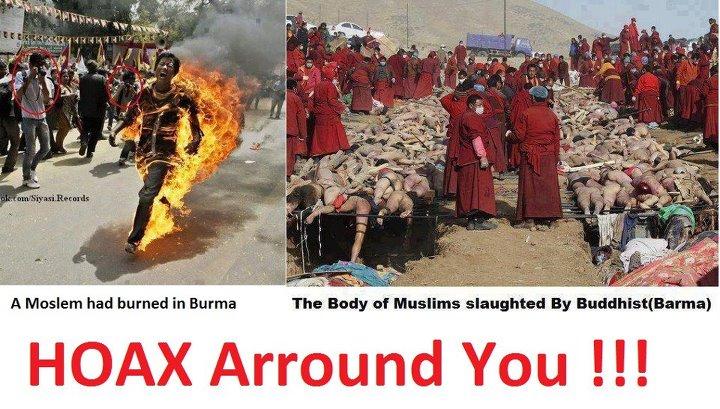 Pembantaian Di Selandia Baru: Thisdia: Foto-Foto Pembantaian Muslim Rohingya Di Myanmar