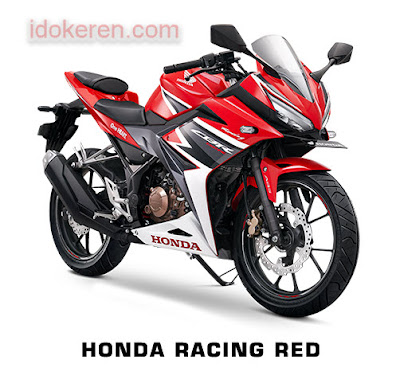 Honda CB150R Honda Racing Red