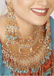 Latest Arabic Jewelry Designs 2015