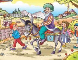 Abu Nawas jadi Tabib
