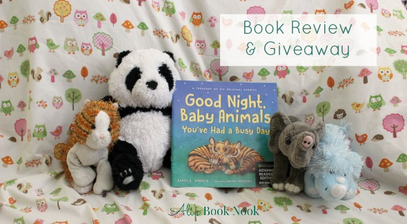 Book review and giveaway for newly published childrens book