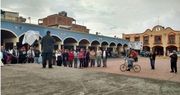 Pueblo Mexicaltzingo Estado de México