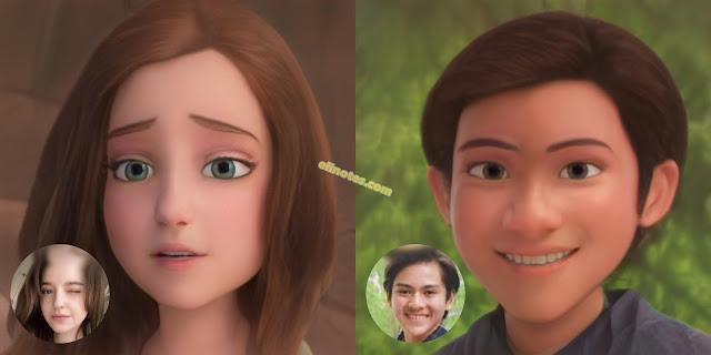 aplikasi ubah wajah anime kartun 3d