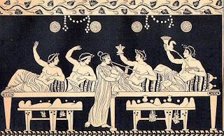 Resultado de imagen de banquete platon