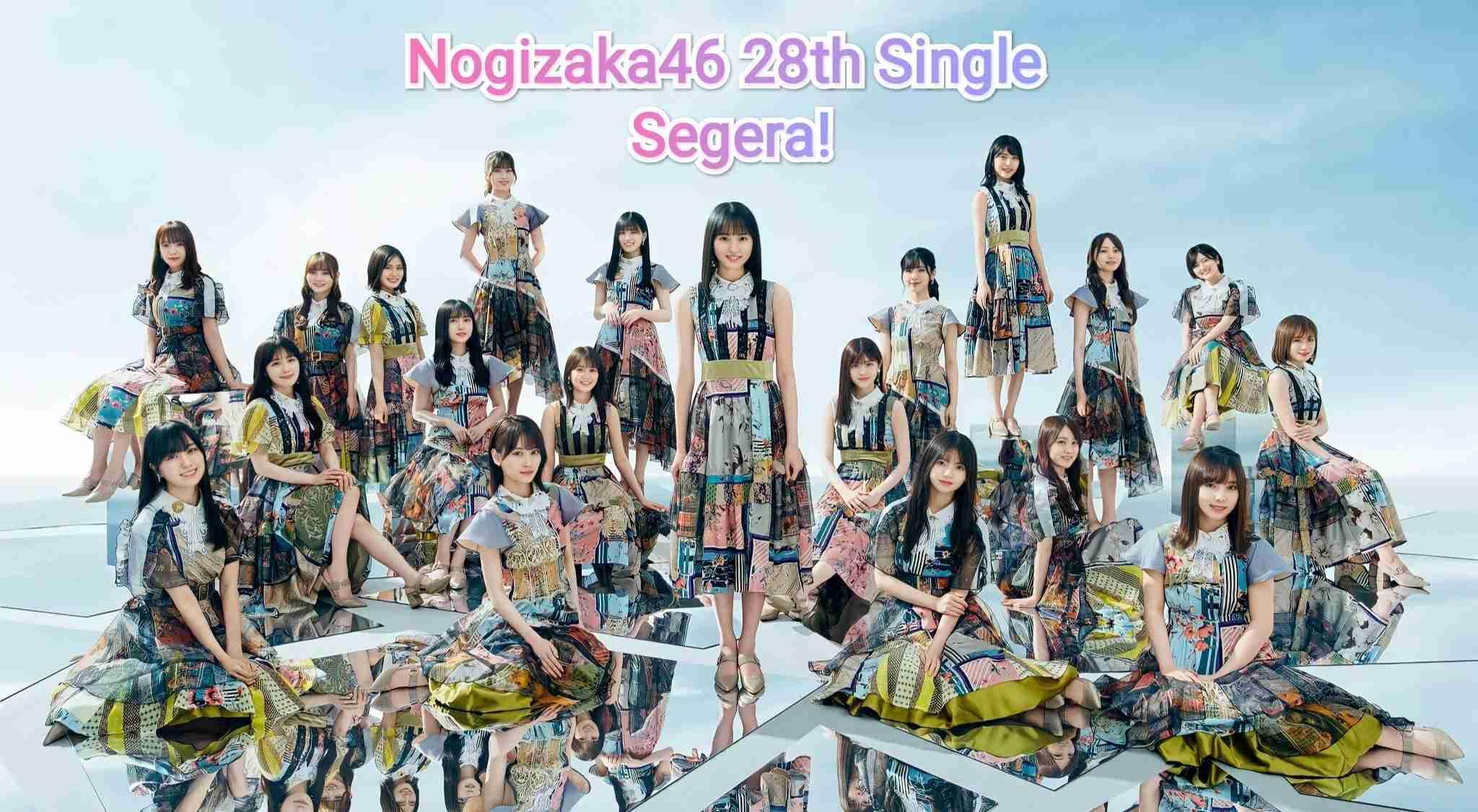 nogizaka46 28th single mv