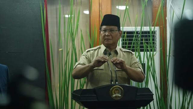 Saat Prabowo Sebut Rizal Ramli Capres RI
