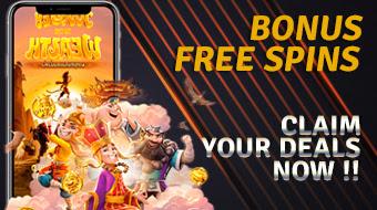 Event Bonus Free Spin
