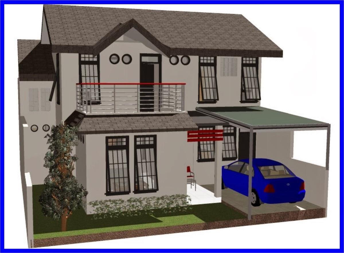 Ukuran Garasi 1 Mobil 2 Motor   Inspirasi Rumah