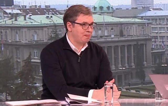 Vucic says Serbia will face an ultimatum for Kosovo this year