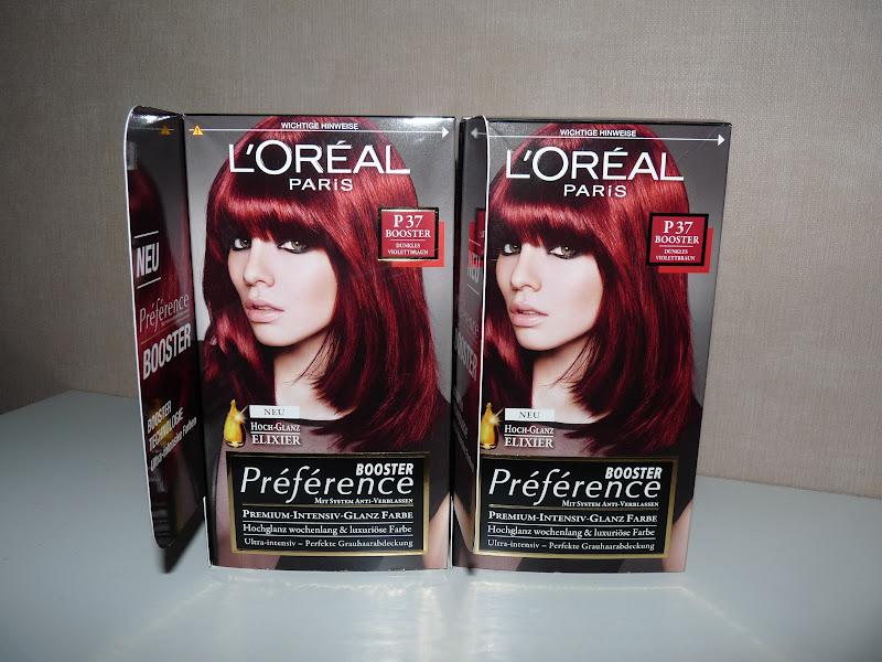 Knallige haarfarben bei dm