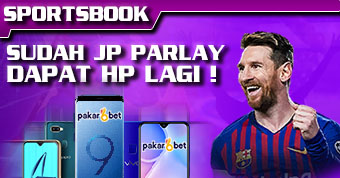 PAKARBET | EVENT JACKPOT PARLAY