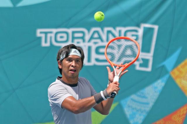 Tim Tenis dari Bengkulu, Jakarta dan Jatim akan Berlaga di Final 3 Oktober.lelemuku.com.jpg