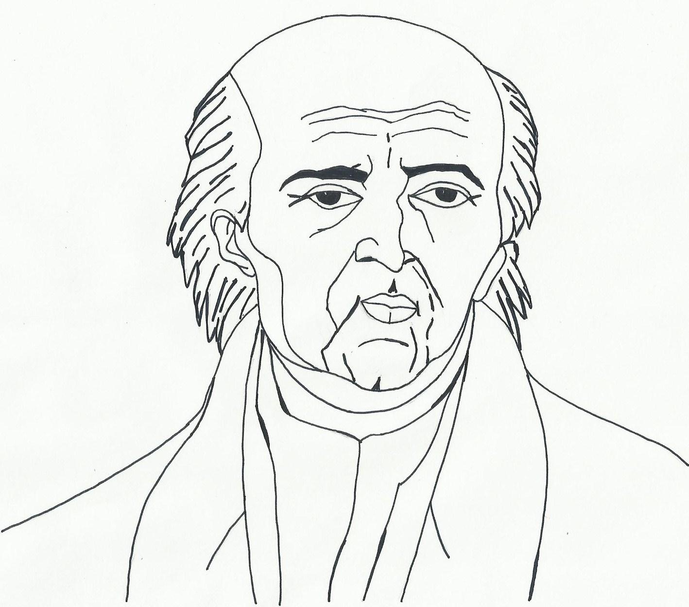 Imagenes Y Dibujos Para Colorear Dibujo Del Cura Miguel