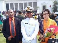 Sempat Gila, Suami br Panjaitan Antarkan 2 Anaknya Jadi TNI, Ini Kesaksianya