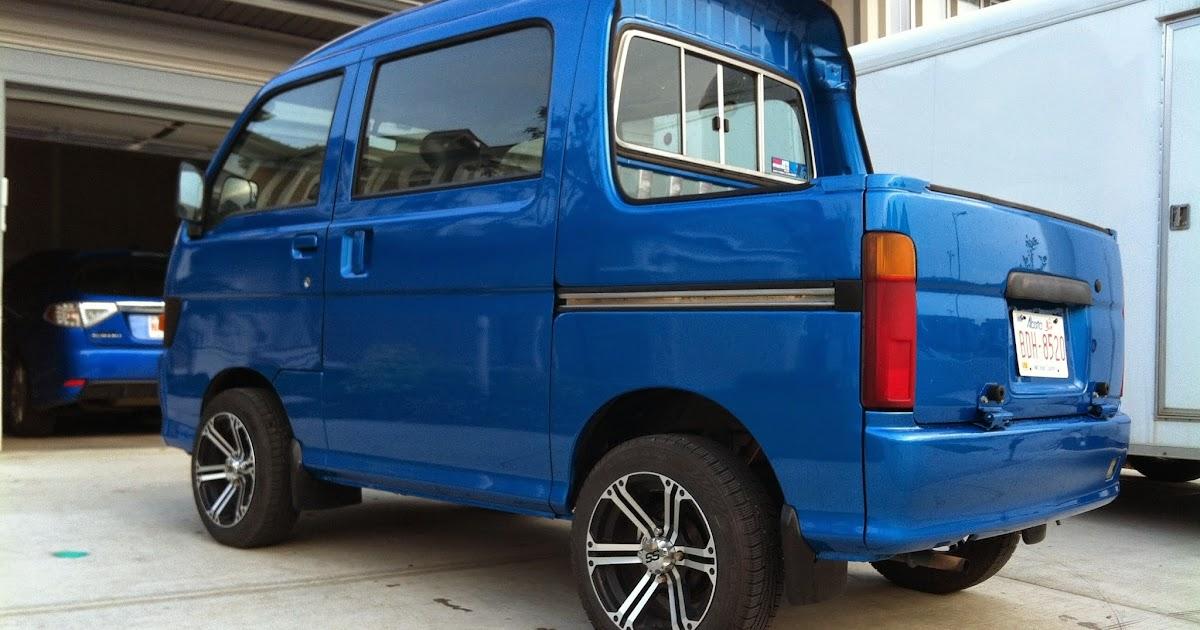 Daihatsu Hijet: Hijet Double Cabin