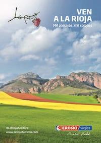 Viajes a la Rioja catálogo Viajes Eroski 2019