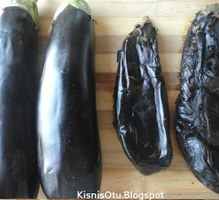 patlıcan, közlenmiş patlıcan, patlıcan közleme, patlıcan yemekleri,