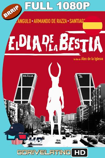 El Día de la Bestia (1995) BRRip 1080p Castellano MKV