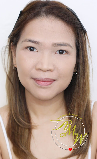 a photo of AskMeWhats Nikki Tiu Wearing Golden Rose Cosmetics Dream Eyebrow Pencil 306