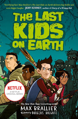The Last Kids On Earth (TV Series) S01 & S02 HD 720p Dual Latino 5.1 + Sub Mkv