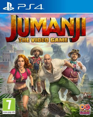 Jumanji The Video Game Arabic