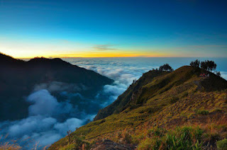 Amazing Tempat Wisata Gunung Rinjani