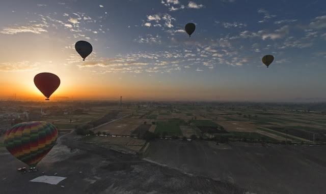 Luxor Air Balloon