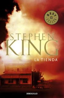 """Reseña: """"La tienda"""" - Stephen King"""