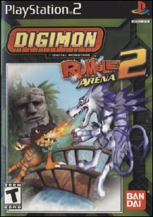 Digimon Rumble Arena 2 PS2 Torrent