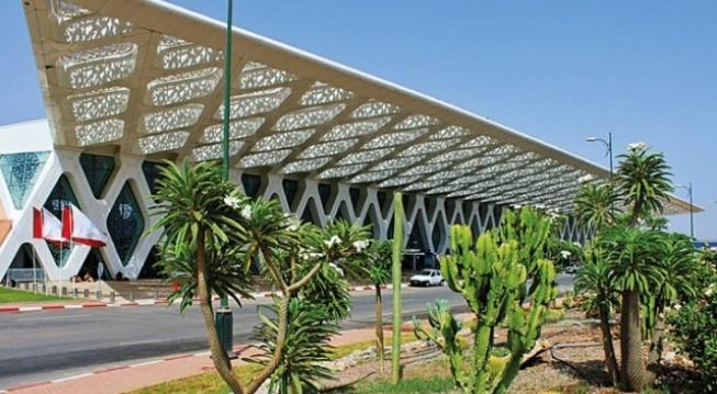مطار مراكش المنارة الدولي Marrakesh Menara Airport