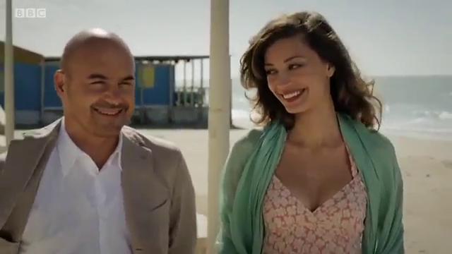 Inspector Montalbano Angelica's Smile