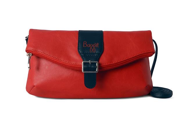 Sling bag Red MRP1525