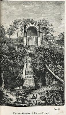 Illustration représentant la fontaine Gueydon