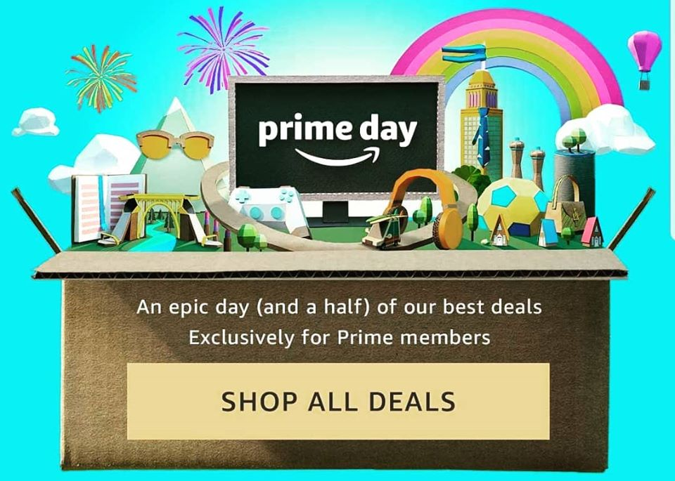 Amazon Prime Day Wishes Awesome Images, Pictures, Photos, Wallpapers