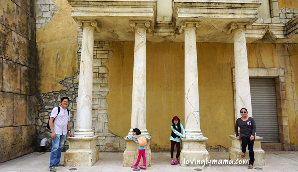 family travel, travel, traveling with children, traveling with young children, tips for traveling with young children, tips for traveling with children, ballet dad, packing, daughters, supplements, health, first aid kit, luggage, knapsack, mom and dad, food, snacks for kids, hangry, flight, long haul flights, Cebu Pacific, Philippine Airlines, FastCat, gadgets for kids, gadgets, tripod, photo shoot, family portrait, Bacolod blogger, Bacolod mommy blogger - Macau - colosseum