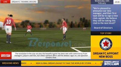 DLS Mod v4.03 Liga Gojek Traveloka Indo Team Apk + Data