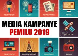 Aturan Pemberitaan dan Penyiaran Kampanye Pemilu 2019