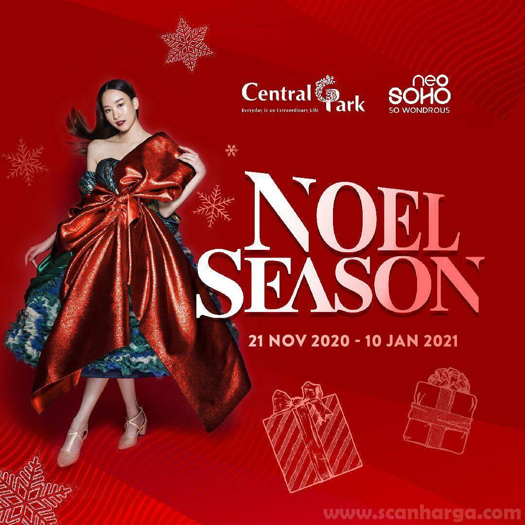 Central Park Mall - Noel Season The Art Of Gifting