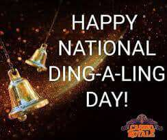 National Ding-A-Ling Day Wishes Unique Image