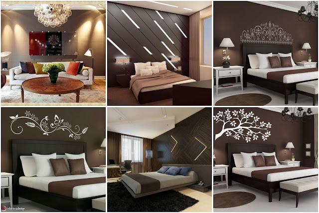 Brown Chocolate Home Decors - Great Styles To Make Brown Shine In Home Decorations