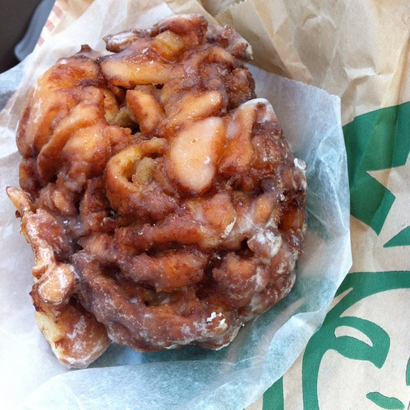 Jason And Ciaran S Comprehensive Fritter Frenzy Starbucks