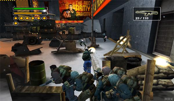 تحميل لعبة Freedom Fighters من ميديا فاير