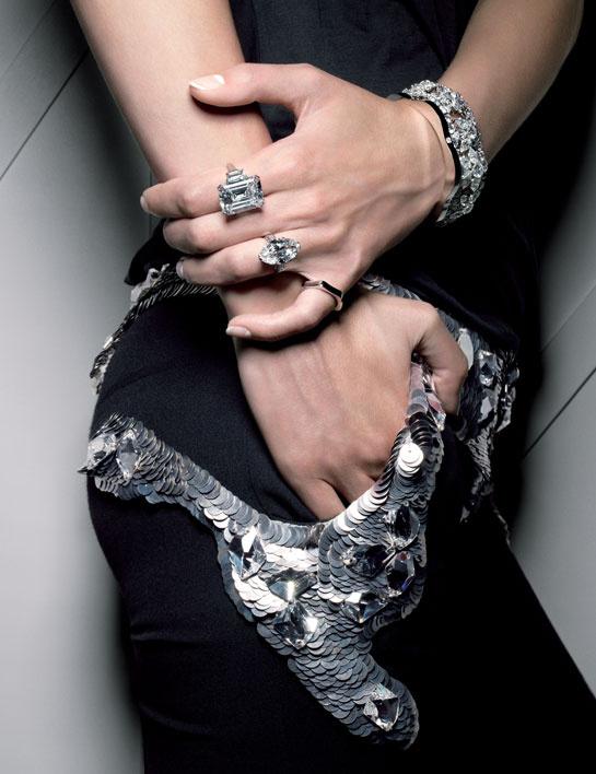 Dewi Pfeiffer Remember Her Name: Tata Jazz Blog: Diamond In Vogue Paris