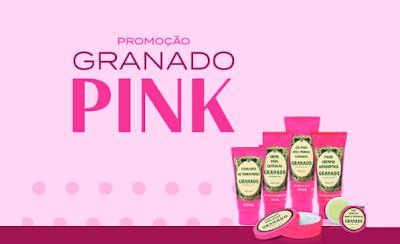 Promoção Granado Pink