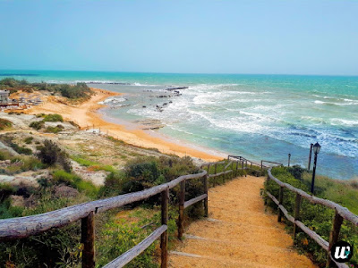 Scala dei Turchi beach, Agrigento | Sicily, Italy | wayamaya