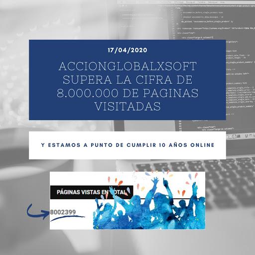 AccionGlobalXSoft - Tu sitio de confianza para descargar programas